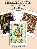 Museum Quilts Postcards