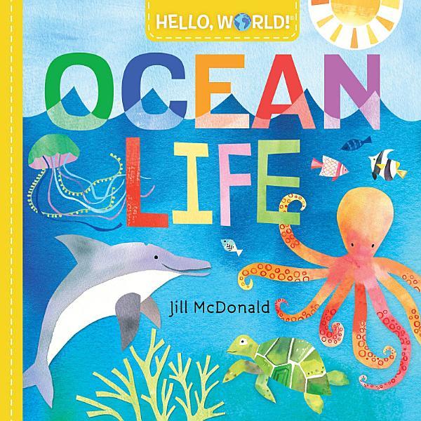 Download Hello  World  Ocean Life Book