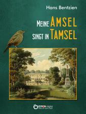 Meine Amsel singt in Tamsel: Märkische Miniaturen