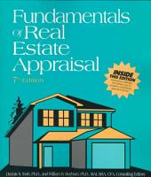 Fundamentals of Real Estate Appraisal PDF