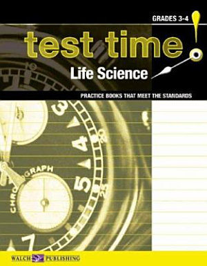 Test Time  Practice Books That Meet The Standards