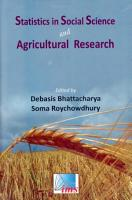 Statistics in Social Science and Agricultural Research PDF