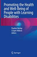 Promoting the Health and Well Being of People with Learning Disabilities PDF