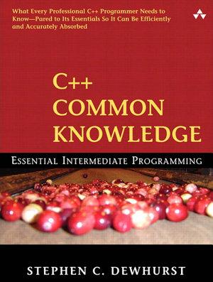 C   Common Knowledge PDF
