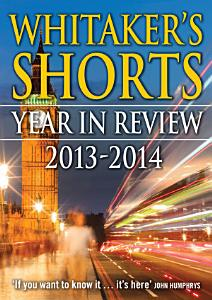 Whitaker s Shorts 2015  The Year in Review PDF