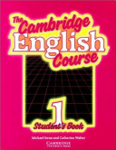The Camb English Course   Level 1   Students Book PDF