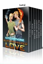 Superpowered Love Boxed Set