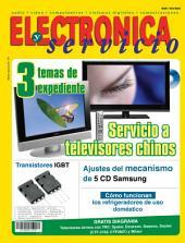 Electrónica y Servicio: Servicio a televisores chinos