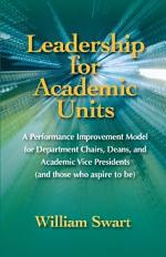 Leadership for Academic Units