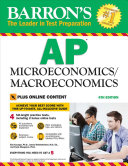 Barron s AP Microeconomics Macroeconomics PDF
