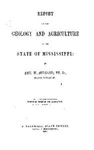 Report on the geology and agriculture of the State of Mississippi PDF