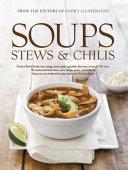 Soups  Stews   Chilis Book