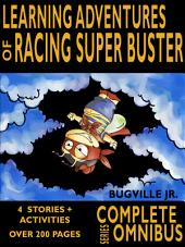 Complete Learning Adventures of Racing Super Buster: The Complete Series
