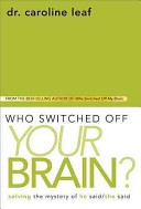 Download Who Switched Off Your Brain  Book