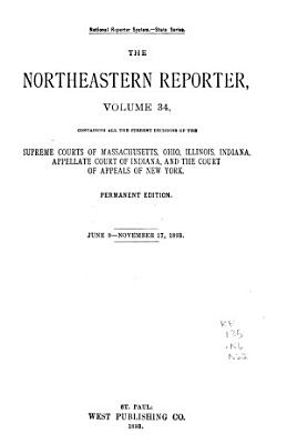 The Northeastern Reporter PDF