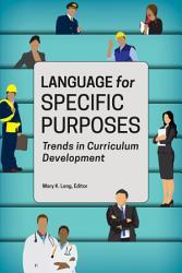 Language For Specific Purposes Book PDF