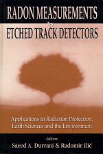 Radon Measurements by Etched Track Detectors