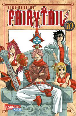 Fairy Tail 10 PDF