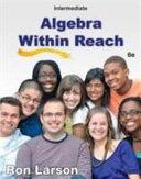 Aie Intermediate Algebra PDF