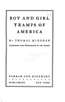 Boy and Girl Tramps of America