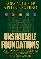 Unshakable Foundations PDF
