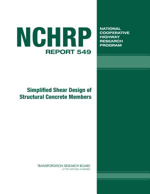 Simplified Shear Design of Structural Concrete Members PDF