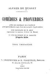 Comédies & proverbes ...: Un caprice