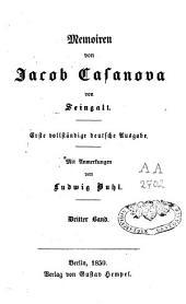 Memoiren: Bände 3-4
