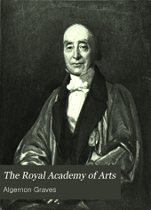 The Royal Academy of Arts: A Complete Dictionary of Contributors and Their Work from Its Foundation in 1769 to 1904, Volume 5