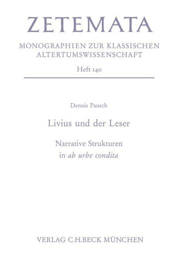 Livius und der Leser PDF