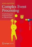 Complex Event Processing PDF