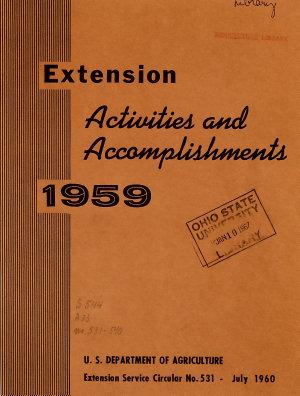 Extension Service Circular