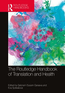 The Routledge Handbook of Translation and Health PDF