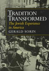 Tradition Transformed Book PDF