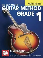 Modern Guitar Method Grade 1, Guitar Studies Book