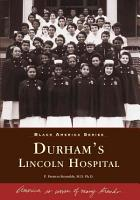 Durham s Lincoln Hospital PDF