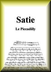 サティ ピカデリー ピアノ・ソロ