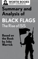 Summary and Analysis of Black Flags  The Rise of ISIS PDF