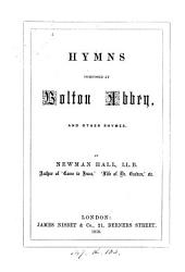 Hymns composed at Bolton abbey, and other rhymes