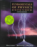 Fundamentals of Physics, Extended