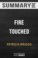 Summary Of Fire Touched A Mercy Thompson Novel Trivia Quiz For Fans Book PDF