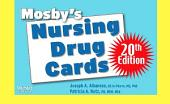Mosby's Nursing Drug Cards E-Book: Edition 20