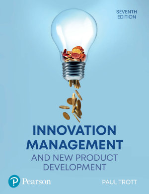 Innovation Management and New Product Development PDF eBook PDF