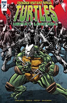 Teenage Mutant Ninja Turtles  Urban Legends  7 PDF