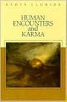 Human Encounters and Karma PDF