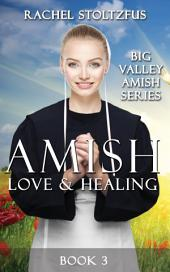Amish Love and Healing: Amish romance, Christian suspense, Amish Fiction Book