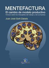 Mentefactura: El cambio del modelo productivo. Innovar sobre intangibles del trabajo y la empresa