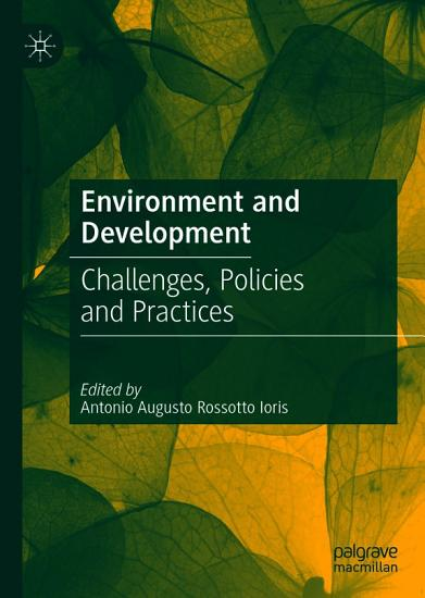Environment and Development PDF