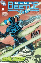 Blue Beetle (2006-) #8