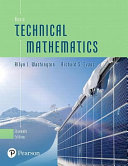 Basic Technical Mathematics PDF